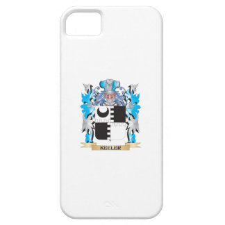 Keeler Coat of Arms - Family Crest iPhone 5 Cases
