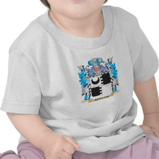 Keeler Coat of Arms - Family Crest Tshirt