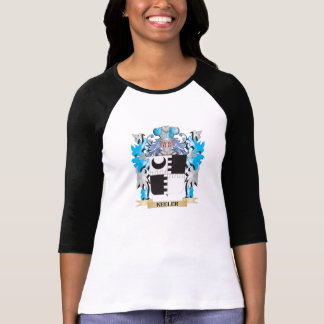 Keeler Coat of Arms - Family Crest T-shirts