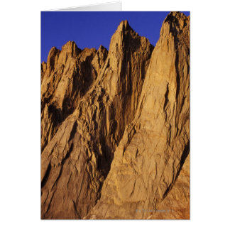 Keeler Needle and Day Needle at Dawn Card