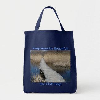 Keep America Beautiful. Bags