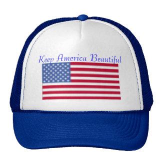 Keep America Beautiful Cap