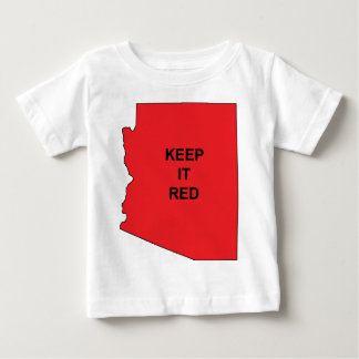 Keep AZ Red Tshirt