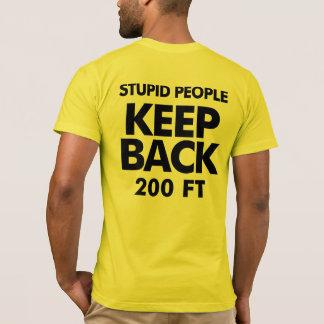 Keep Back light T-shirt