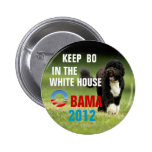 Keep Bo in the WHite House Pins