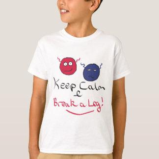Keep Calm Acting T-Shirt