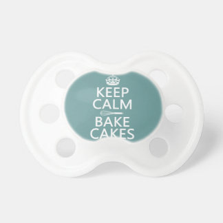 Keep Calm and Bake Cakes Dummy