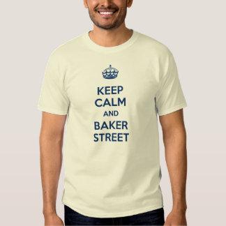 Keep Calm and Baker Street  T-shirt