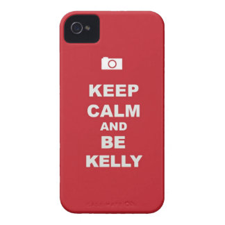 Keep Calm and be WHO YOU ARE! iPhone 4 Cover