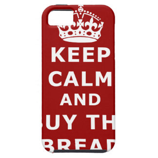 Keep calm and buy the you annoy - Purchase the bre iPhone 5 Case