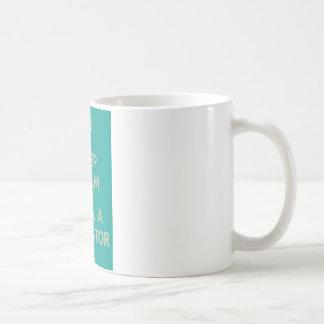 Keep Calm and Call a Mediator Coffee Mug