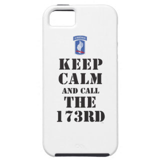 KEEP CALM AND CALL THE 173RD CASE FOR THE iPhone 5
