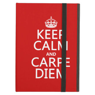 Keep Calm and Carpe Diem Cover For iPad Air