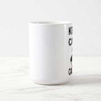 Keep Calm and Carrion Coffee Mug
