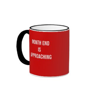 KEEP CALM AND CARRY ON ACCOUNTING... MUGS