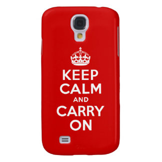 Keep Calm and Carry On Case-Mate Case