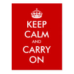 """""""Keep Calm and Carry On"""" - Create your own!"""