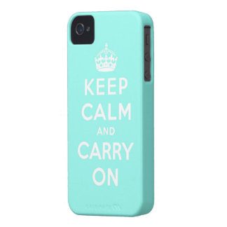 keep calm and carry on Original Blackberry Bold Covers