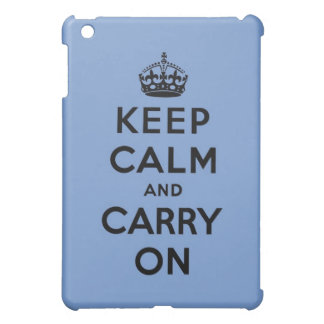 keep calm and carry on Original Cover For The iPad Mini