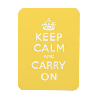keep calm and carry on Original Magnet