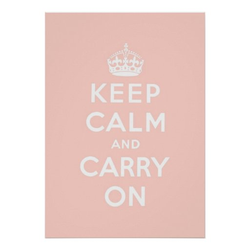 keep calm and carry on Original Posters