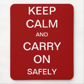 Keep Calm and Carry On Safely - Health and Safety