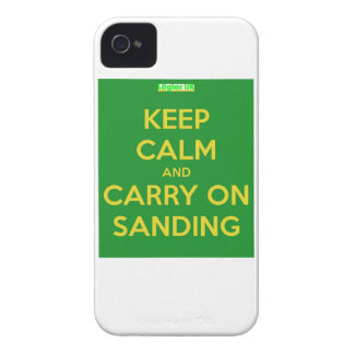 keep calm and carry on sanding iPhone 4 cases