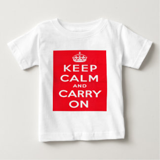 Keep Calm and Carry ON T Shirts