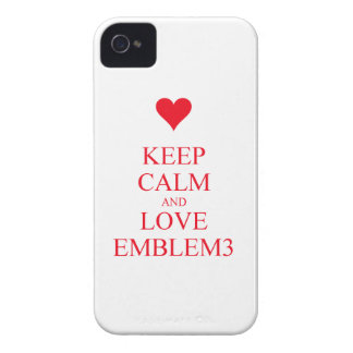 Keep Calm and.... Case-Mate iPhone 4 Case