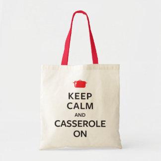 Keep Calm and Casserole On