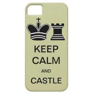 KEEP CALM AND CASTLE CaseMate iPhone 5 Case