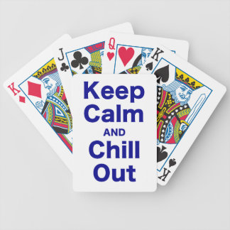 Keep Calm and Chill Out Card Decks
