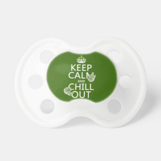 Keep Calm and Chill Out (sloth) (any color) Dummy