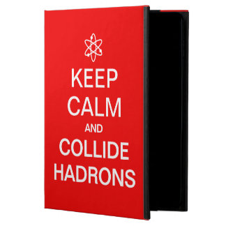 Keep Calm and Collide Hadrons Funny Geek
