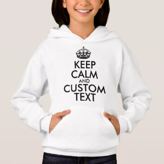 Keep Calm and Create Your Own Make Add Text Here