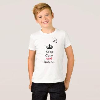 keep calm and dab on T-Shirt