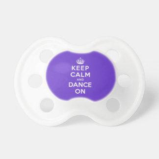 Keep Calm and Dance On Dummy
