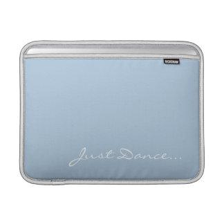 Keep Calm and Dance On Light Blue Sleeve For MacBook Air