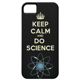 Keep Calm and Do Science iPhone Case Case For The iPhone 5