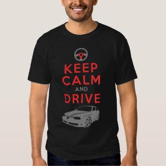 Keep Calm and Drive -156- /version3 Tee Shirt