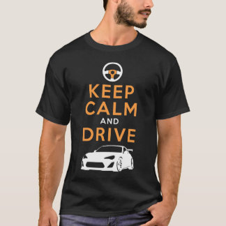Keep Calm and Drive -GT86- /version3 T-Shirt