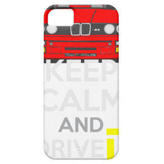 Keep Calm and Drive IT - cod. M3E30 Case For The iPhone 5