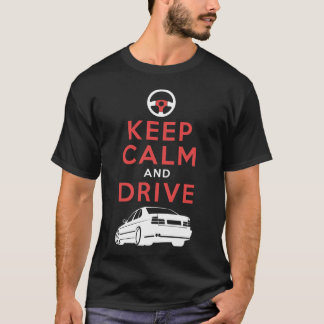 Keep Calm and Drive -M5- /version2 T-Shirt