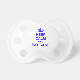Keep Calm and Eat Cake Dummy