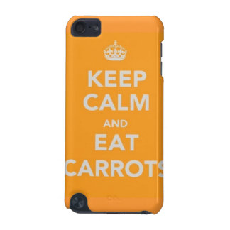 keep calm and eat carrots louis tomlinson iPod cas iPod Touch 5G Covers