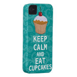 KEEP CALM AND Eat Cupcakes change teal any colour