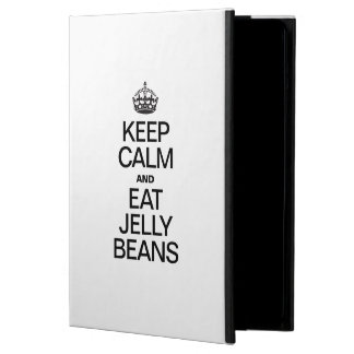 KEEP CALM AND EAT JELLY BEANS CASE FOR iPad AIR