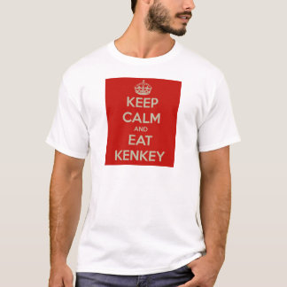 keep-calm-and-eat-kenkey T-Shirt
