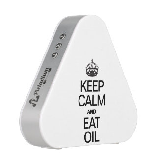 KEEP CALM AND EAT OIL