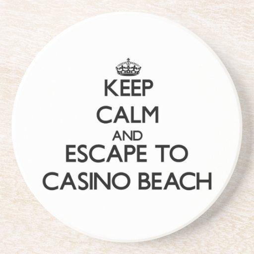 Keep calm and escape to Casino Beach Florida Coaster